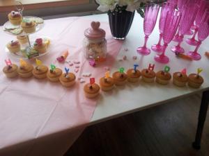 cupcakes verjaardag